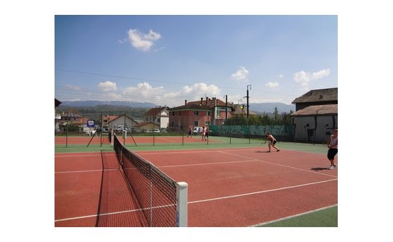Tennis club d'Albens